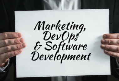 Marketing, DevOps& Software Development