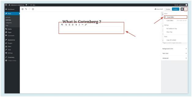what is gutenberg