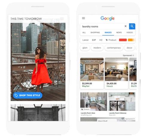 Google's Shoppable Images