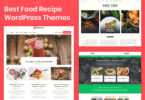 Food WordPress themes
