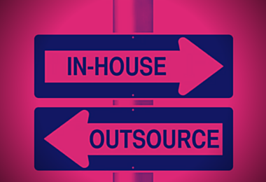 Outsourcing Content Creation vs. In-House Content Marketing