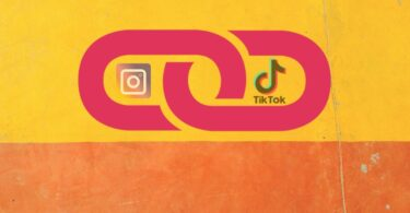 link instagram to tiktok