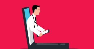 create healthcare website