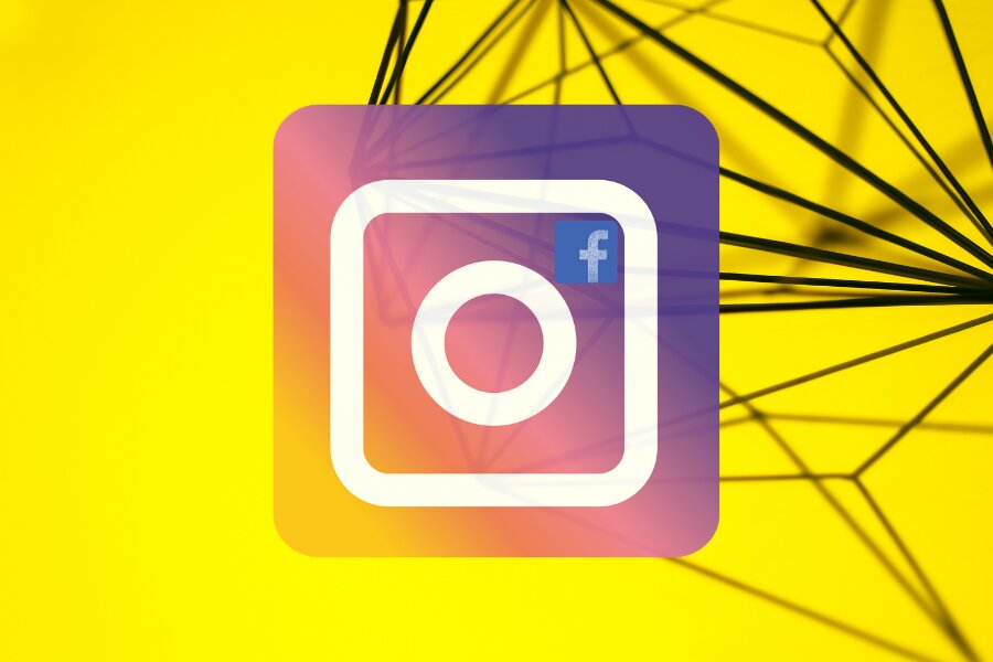 linking instagram with facebook