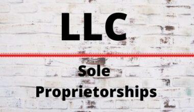 llc vs sole proprietorships